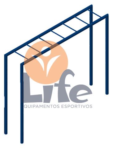 Escada Horizontal Básica